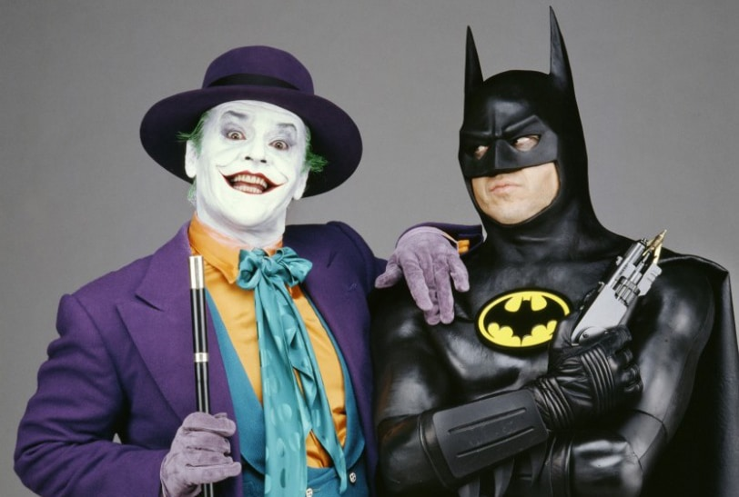 Batman und Joker (1989)