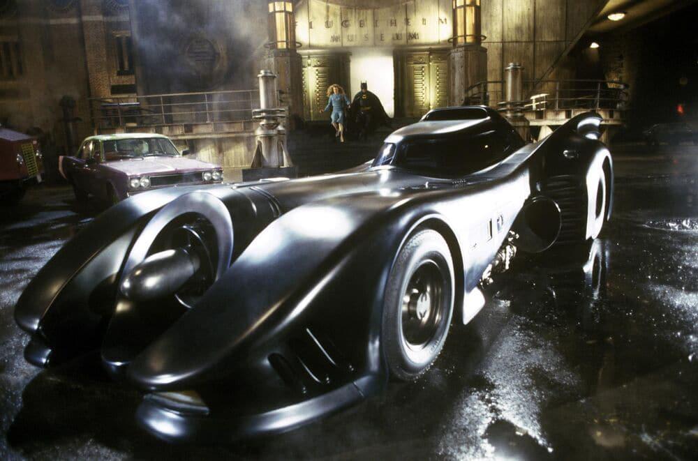 Batmobil (1989)