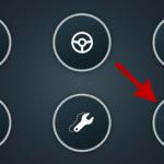 CONTROL+ App: Zurücksetzen (Schritt 2)
