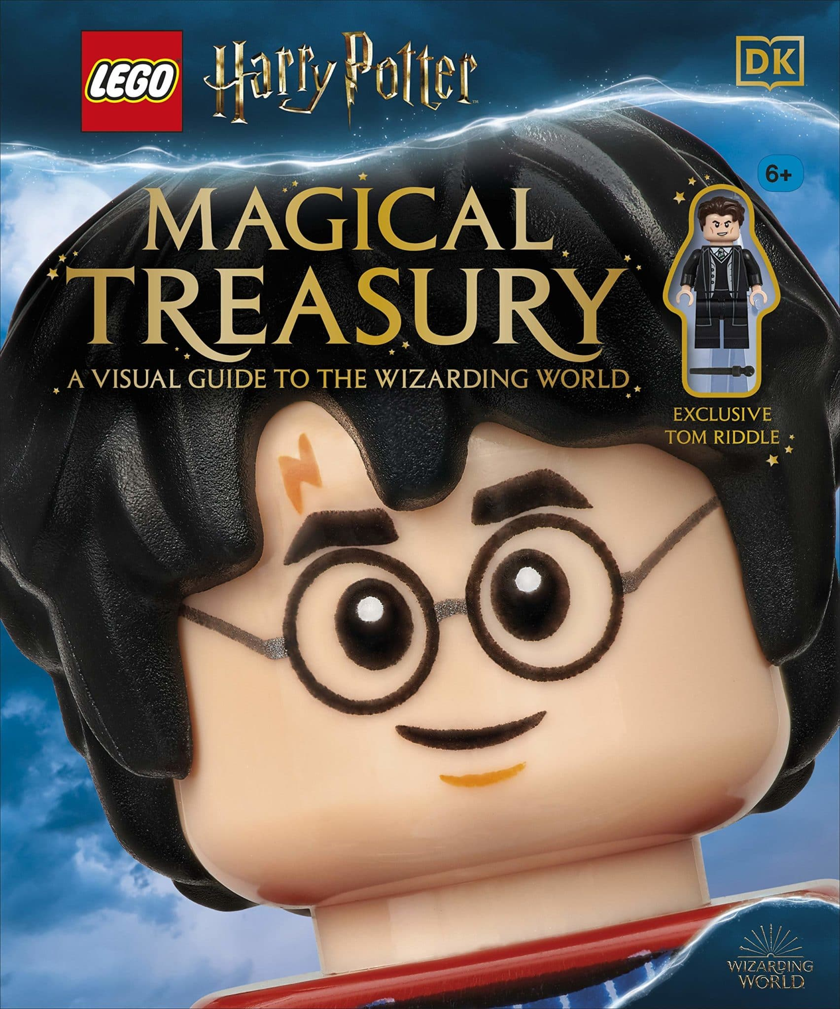 LEGO Harry Potter Minifiguren Lexikon 2020 Cover