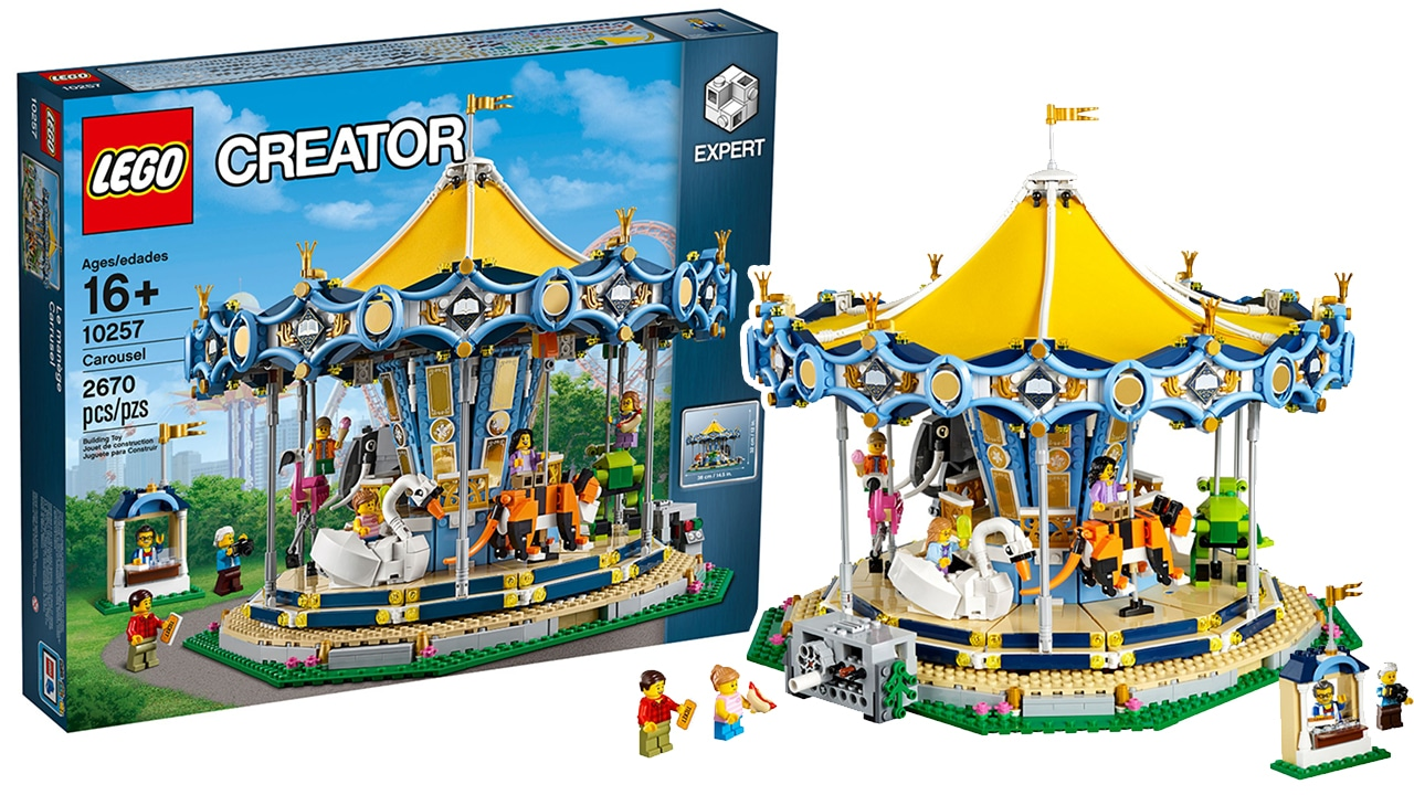 LEGO Creator Expert 10257 Karussell