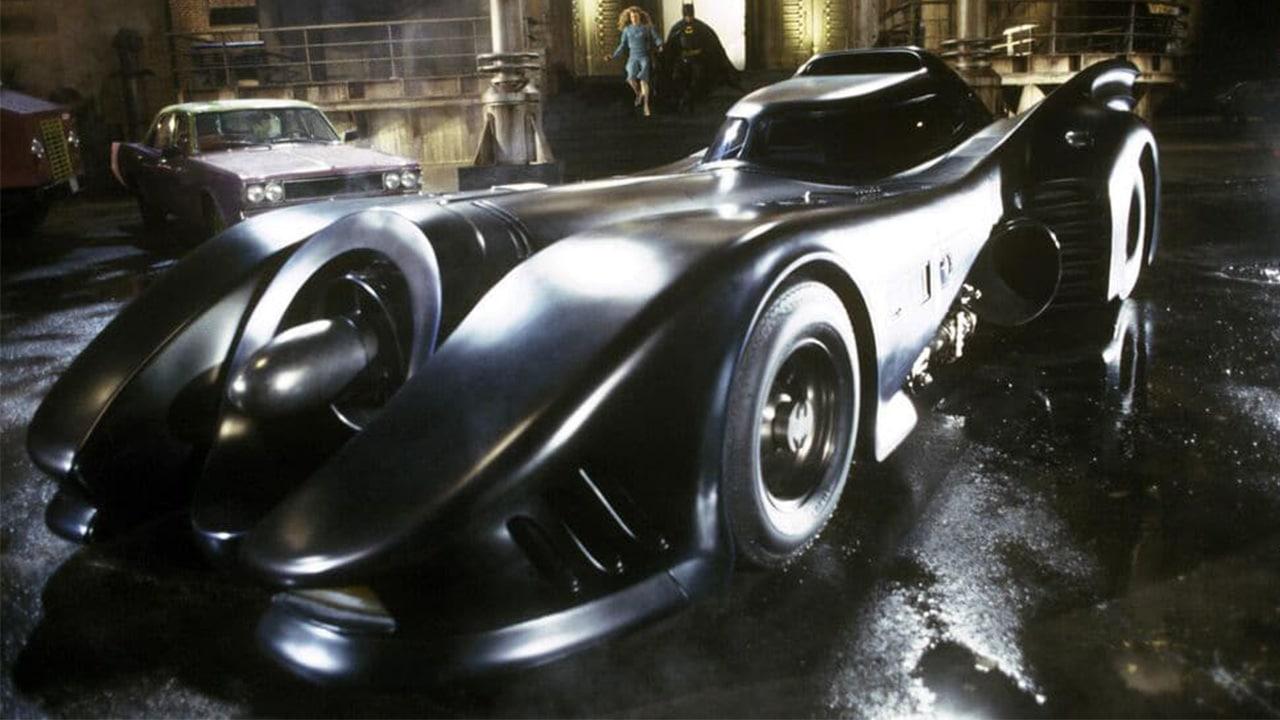 LEGO 76139 Batmobil 1989
