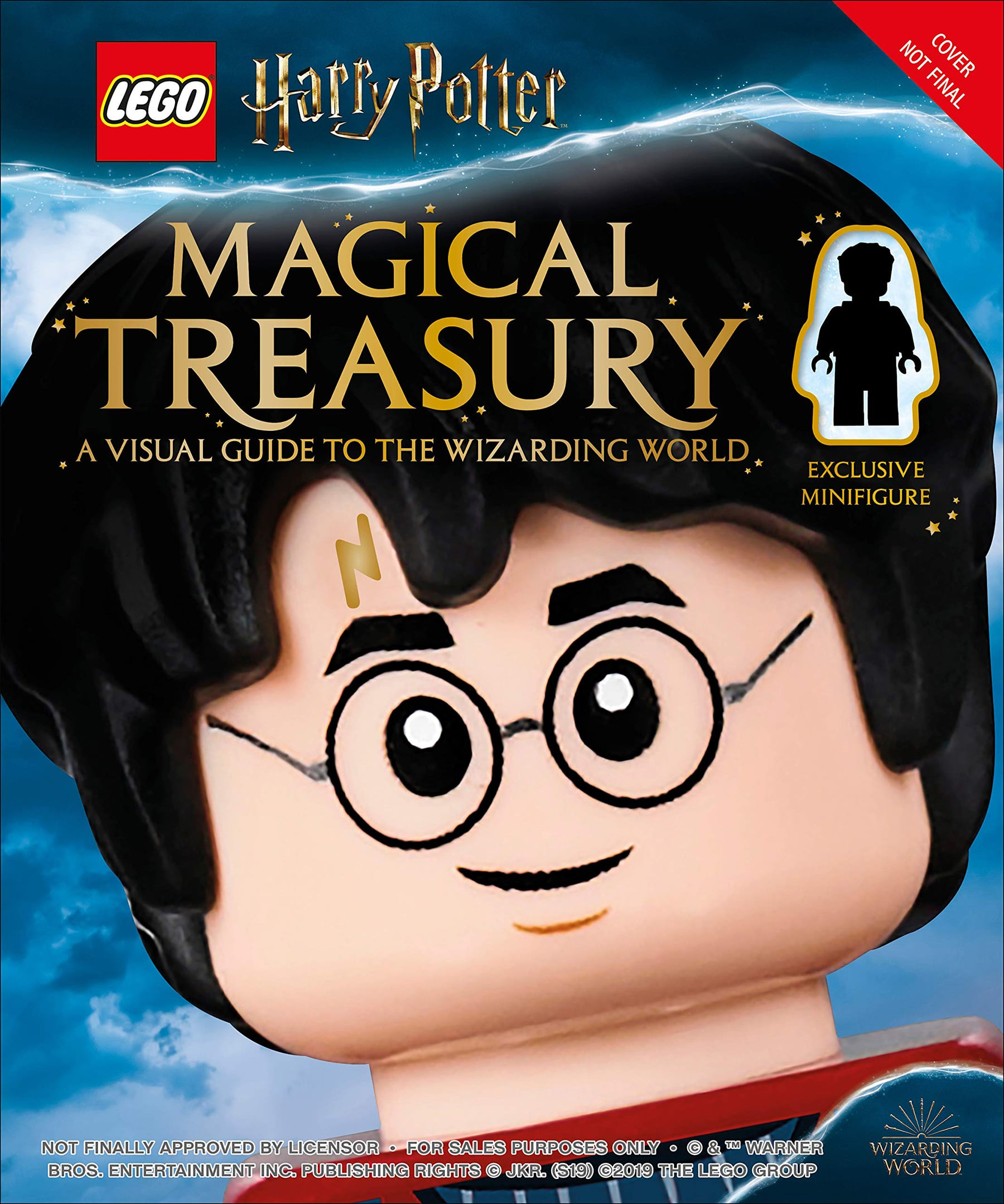 LEGO Harry Potter Lexikon 2020