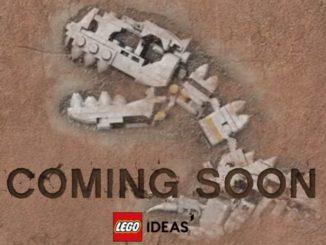 LEGO Ideas 21320 Dinosaurier Skelette