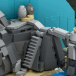 LEGO Ideas Bionicle Entwurf