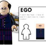 LEGO Ideas Ratatouille Ego