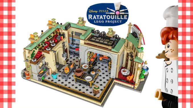 LEOG Ideas Ratatouille Entwurf