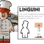 LEGO Ideas Ratatouille Linguini