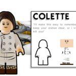 LEGO Ideas Ratatouille Colette