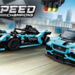 LEGO Speed Champions 75898 Jaguar Formula E