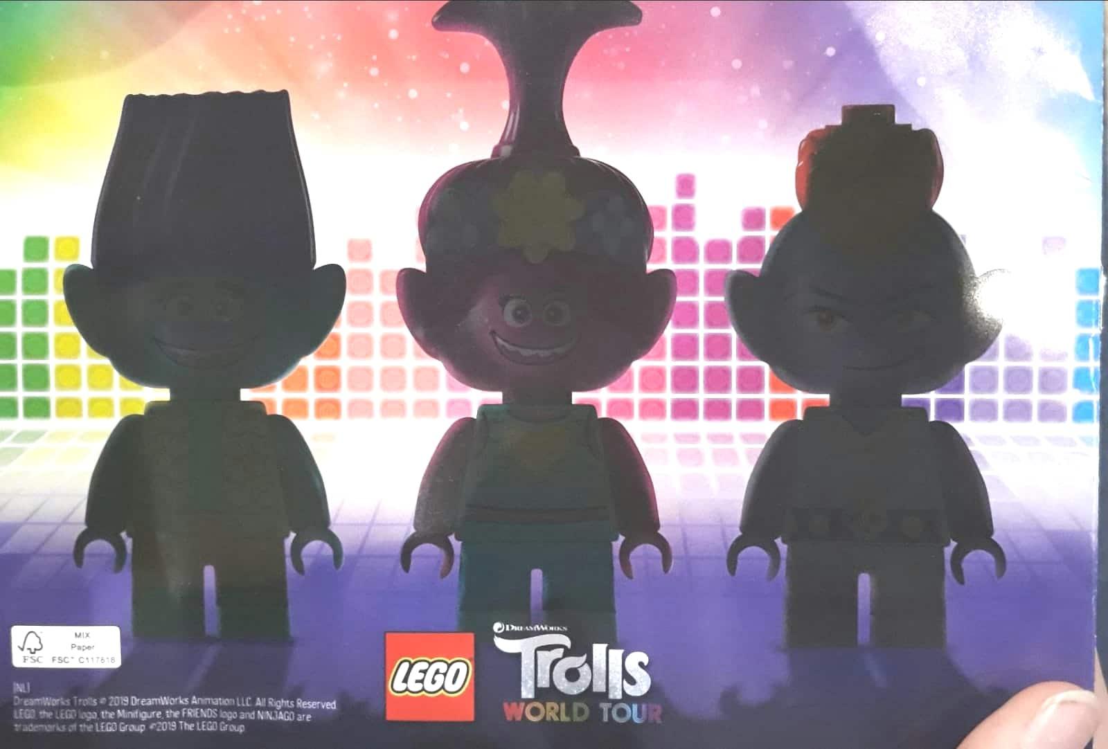 LEGO Trolls 2020 Teaser