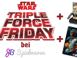 Triple Force Friday bei JB Spielwaren