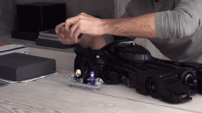 LEGO 76139 Batmobile