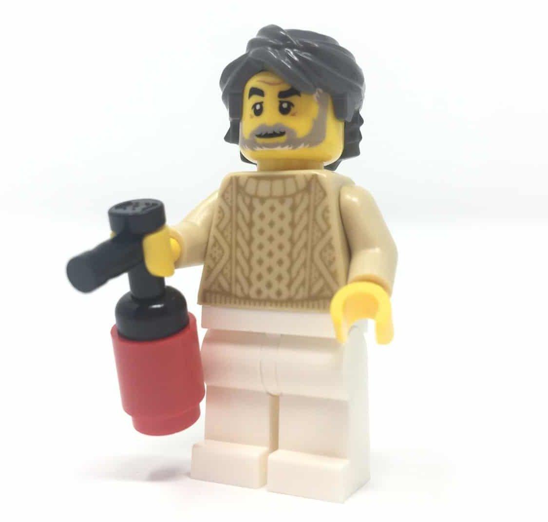 LEGO 60235 City Adventskalender 2019 Tür 17