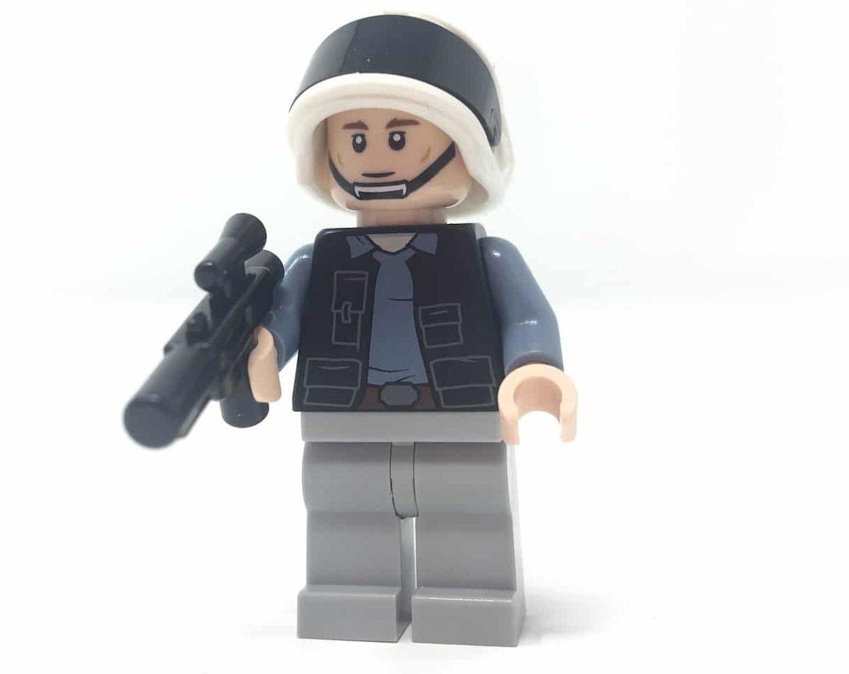 LEGO 75245 Star Wars Adventskalender 2019 Tür 18