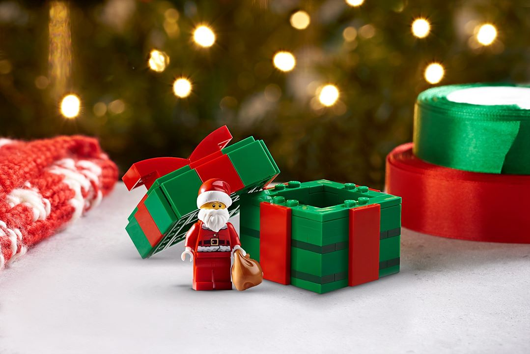 LEGO Christmas Gift Box Gift with purchase