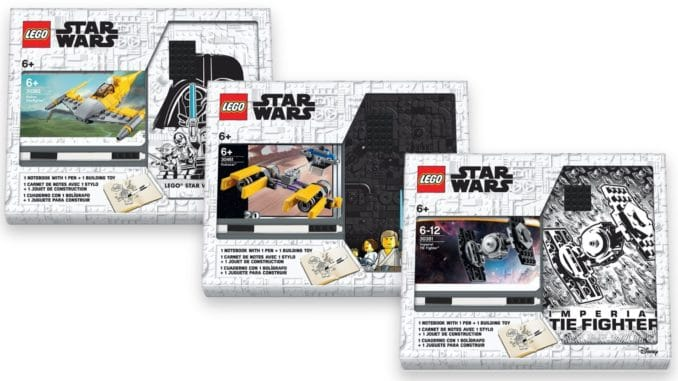 LEGO Star Wars Creativity Set
