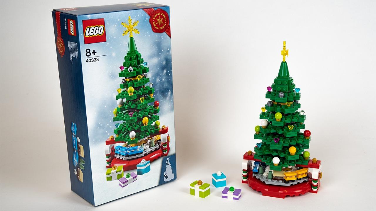 LEGO 40338 Weihnachtsbaum Review