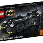 LEGO 40433 Batmobil (1989) Limited Edition - Karton Vorderseite