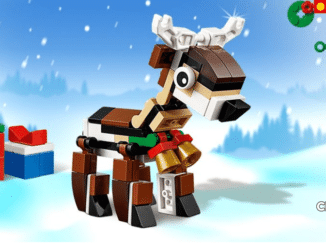 LEGO 40434 Rentier Polybag