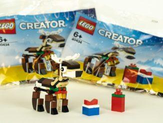 LEGO 40434 Rentier Polybag Gratis dank LEGO Gutscheincode