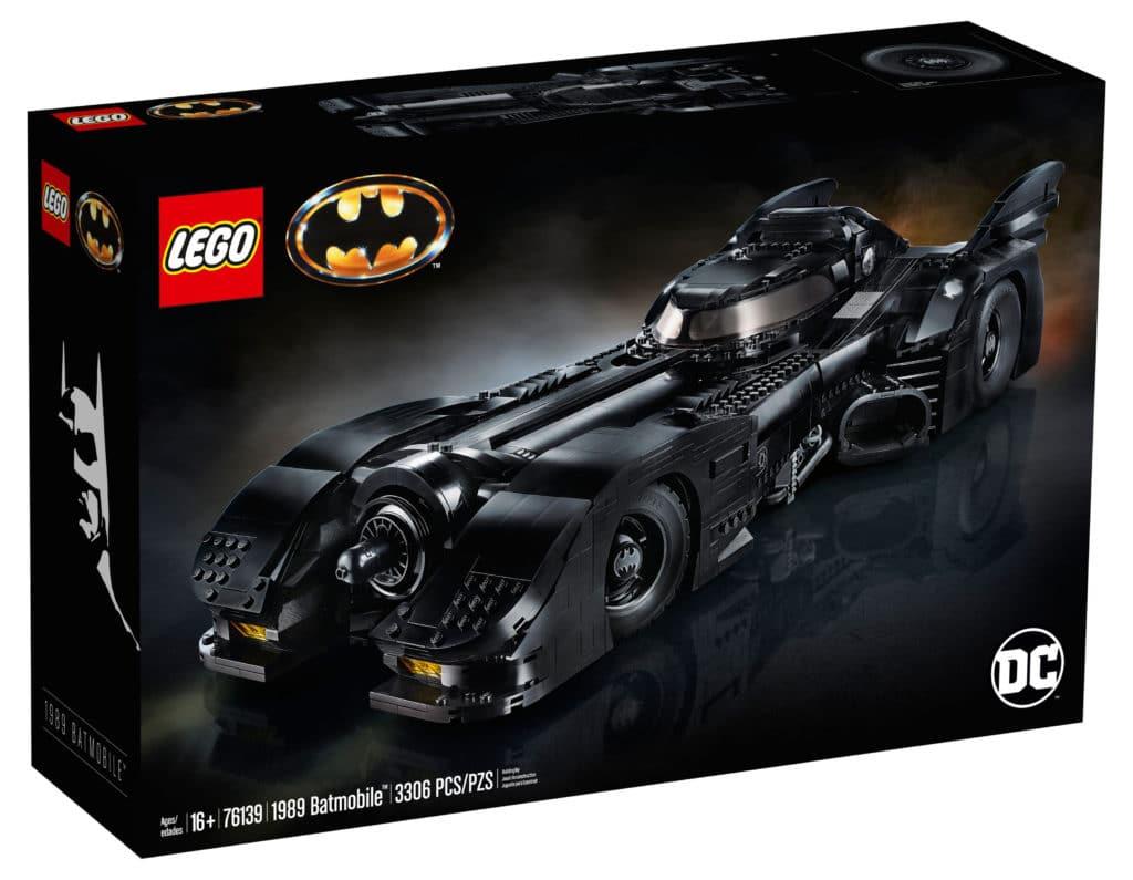 LEGO 76139 Batmobile (1989)