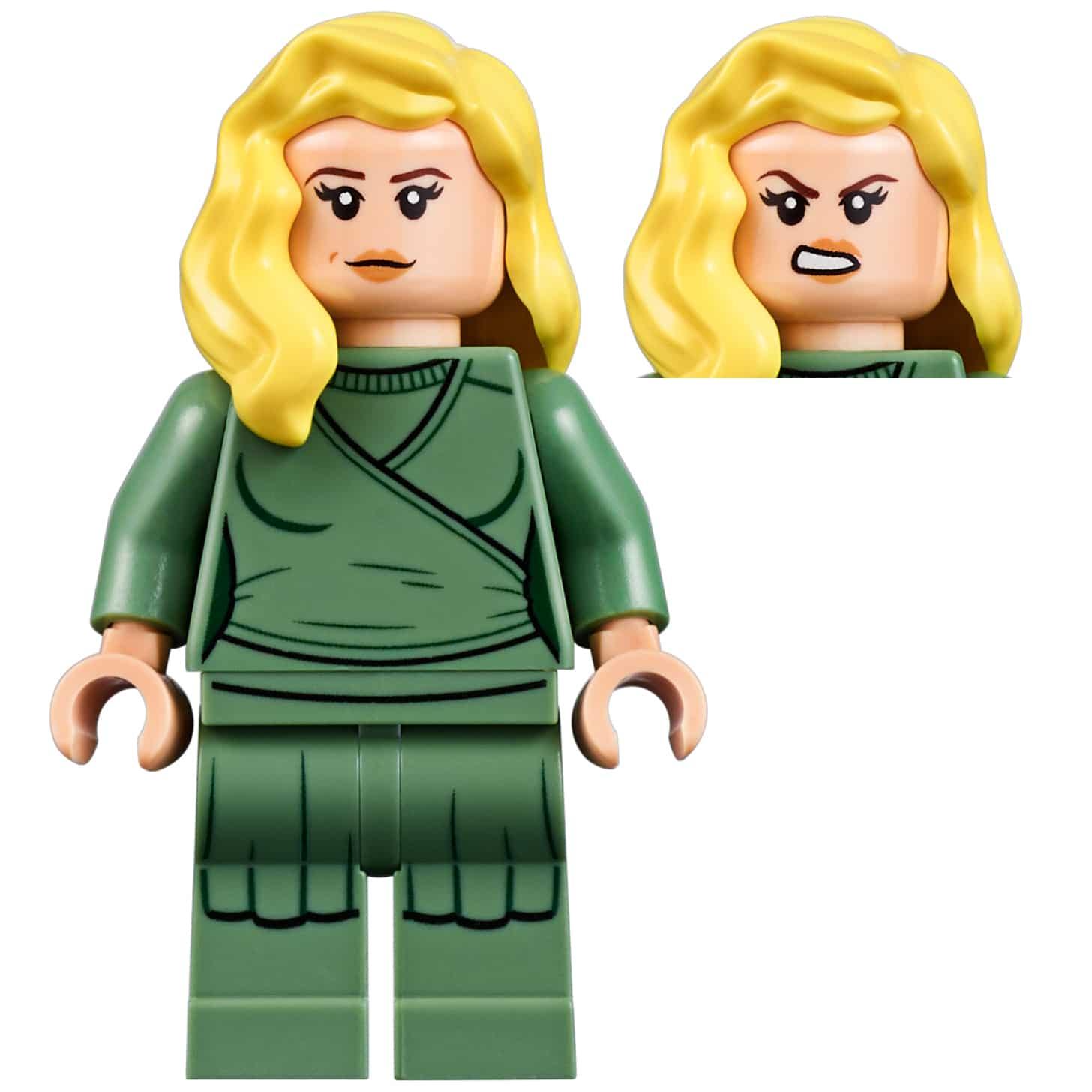 LEGO 76139 Vicki Vale Minifigur