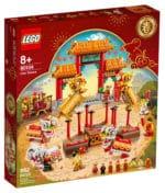 LEGO 80104 Löwentanz