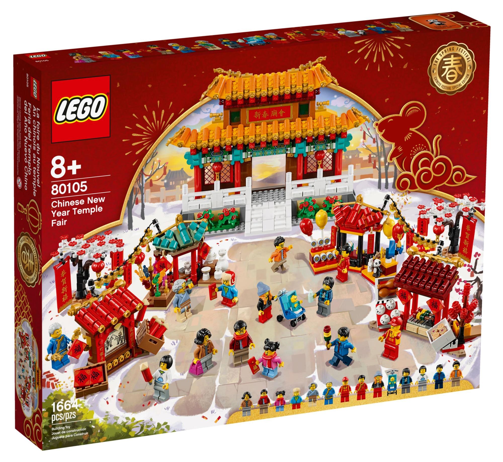 LEGO 80105 Neujahrsfest