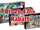 Bis zu 47% Rabatt: LEGO Amazon Bestpreise zum Black Friday