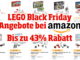 LEGO Black Friday Angebote bei Amazon