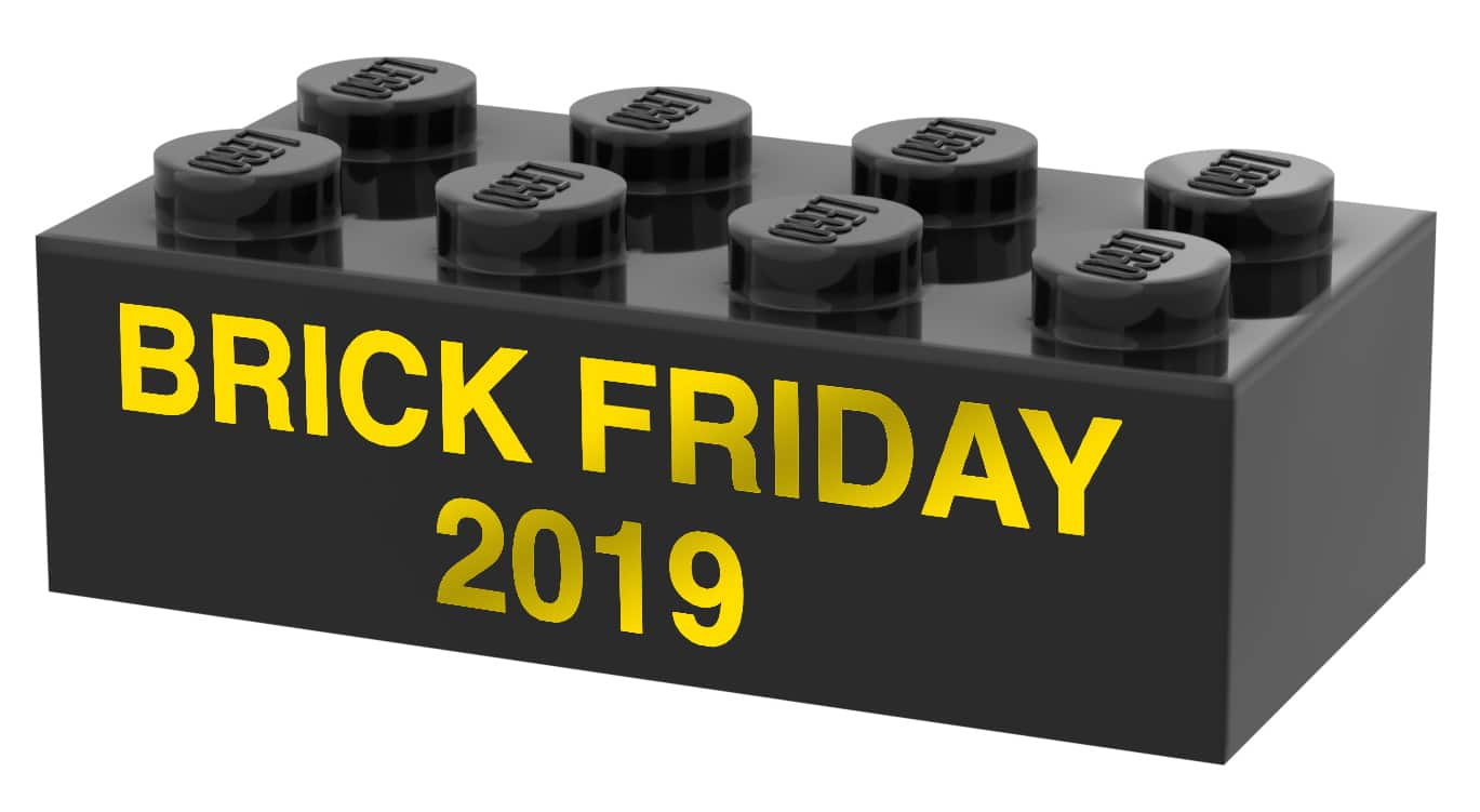 LEGO Brick Friday 2019 2 x 4 Stein