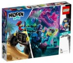 LEGO Hidden Side 70428 Jacks Strandbuggy Box