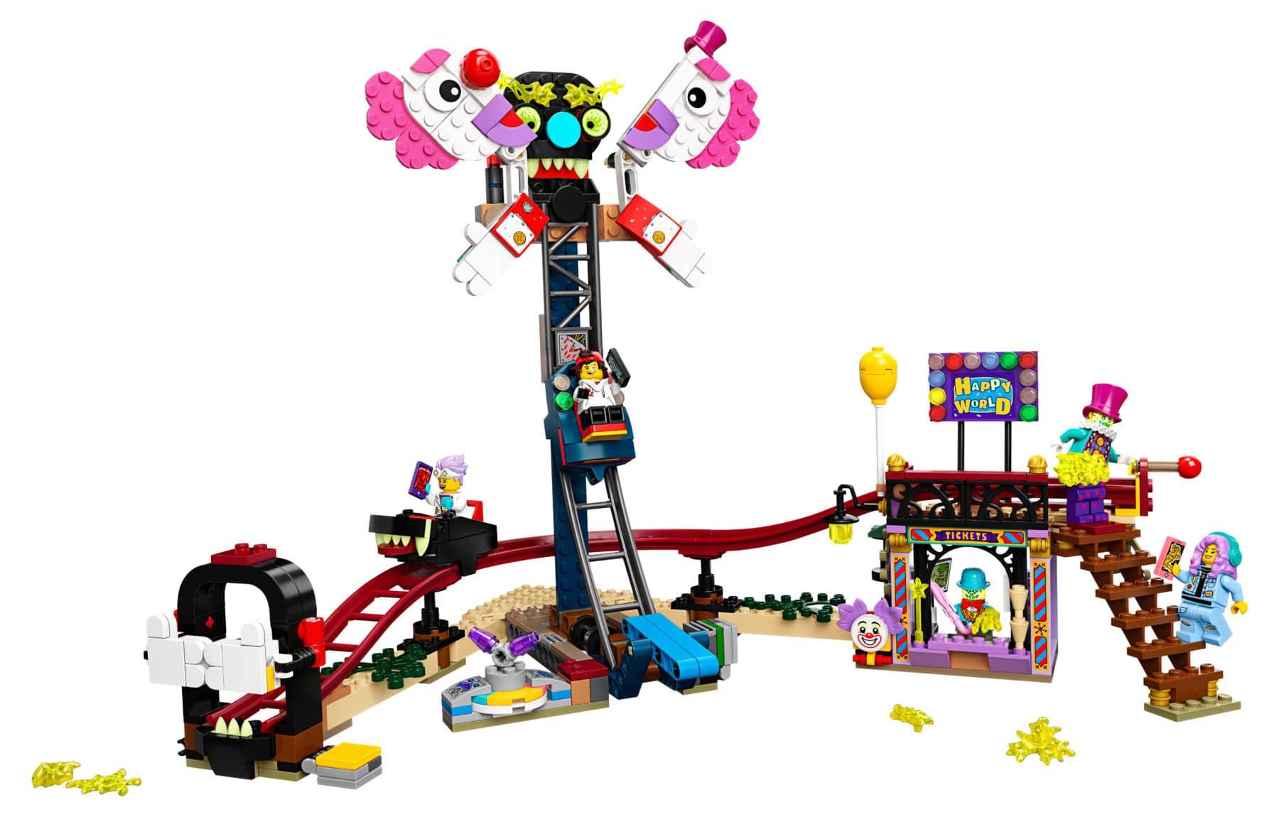LEGO Hidden Side 70432 Geister-Jahrmarkt
