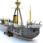LEGO Ideas Huáscar Entwurf