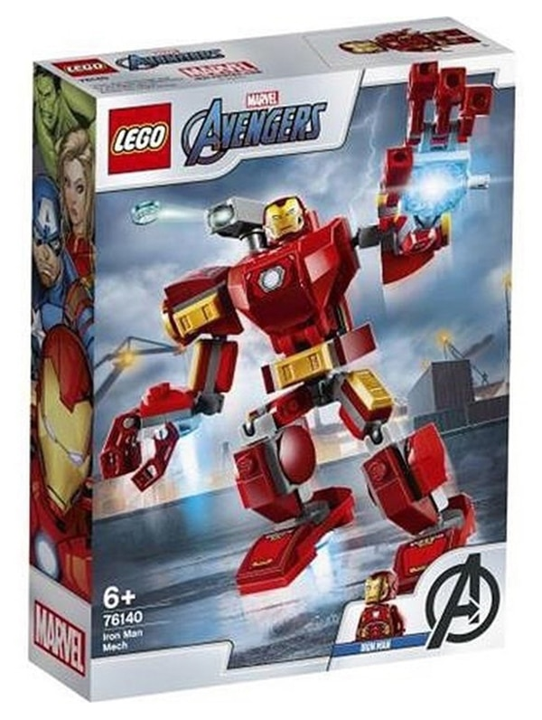 LEGO Marvel 76140 Iron Man Mech