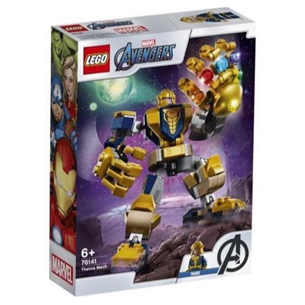 LEGO Marvel 76141 Thanos Mech