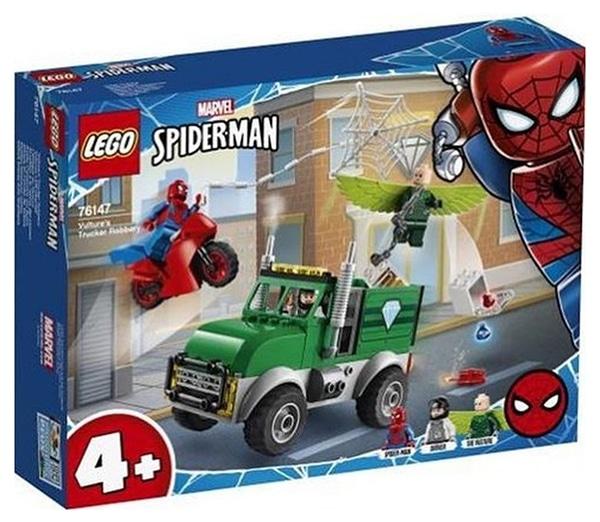LEGO Marvel 76147 Vultures LKW-Überfall (4+)