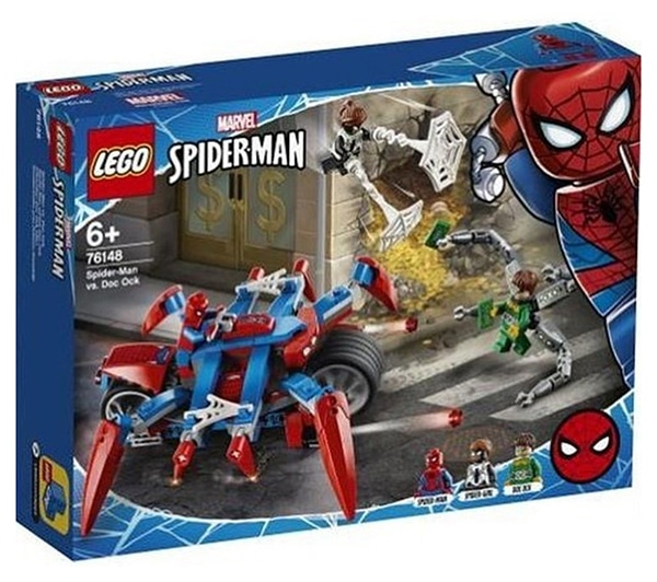 LEGO Marvel 76148 Spider-Man vs. Doc Ock