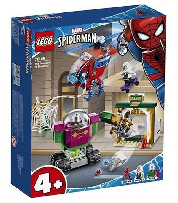 LEGO Marvel 76149 Mysterios Bedrohung (4+)