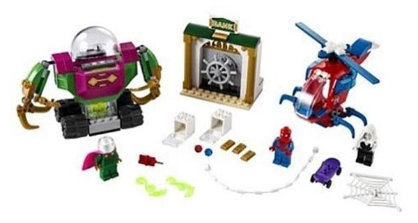LEGO Marvel 76149 Mysterios Bedrohung (4+)