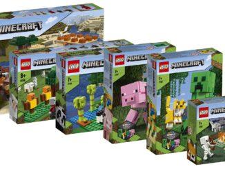 LEGO Minecraft Sets 2020 Übersicht