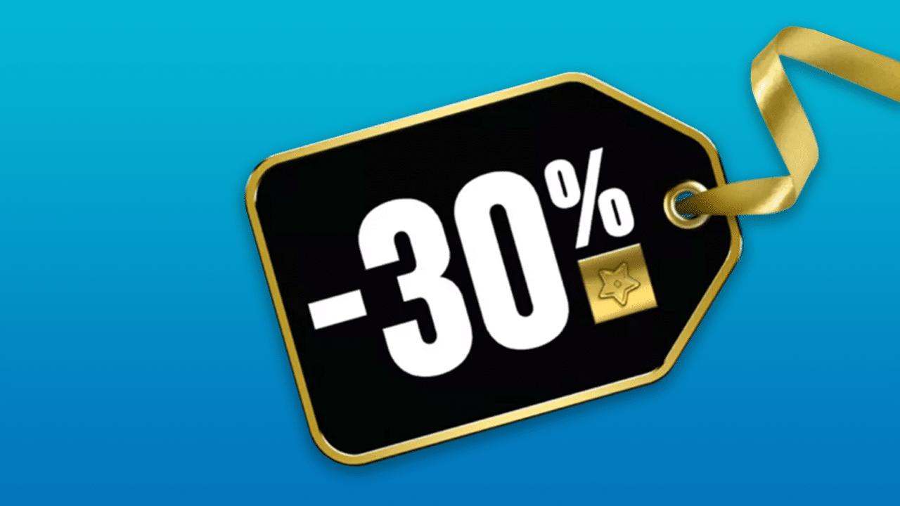 LEGO Sale Rabatt 30%