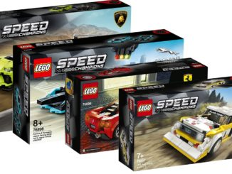 LEGO Speed Champions 2020