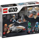LEGO Star Wars 75267 Mandalorian Battle Pack Box Rückseite