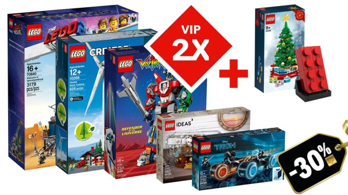 LEGO VIP Wochenende 2019 Angebote