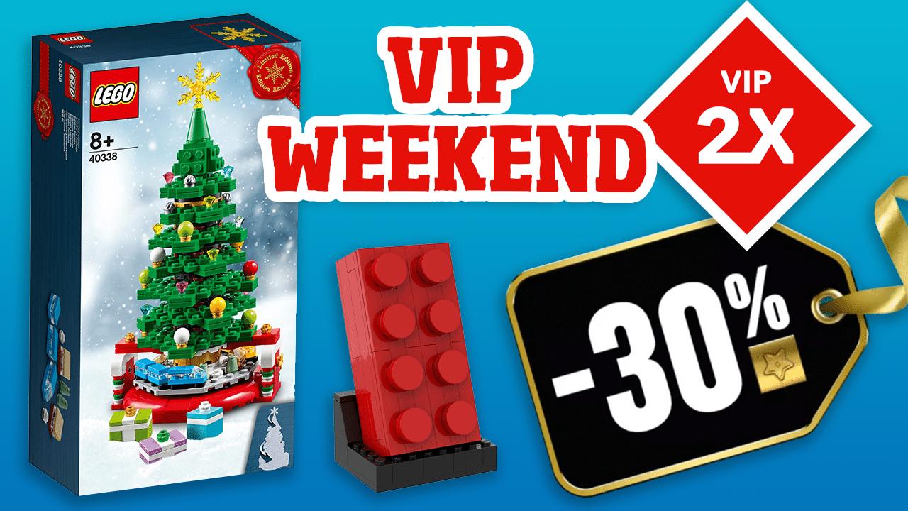 LEGO VIP-Wochenende 23. und 24. November 2019