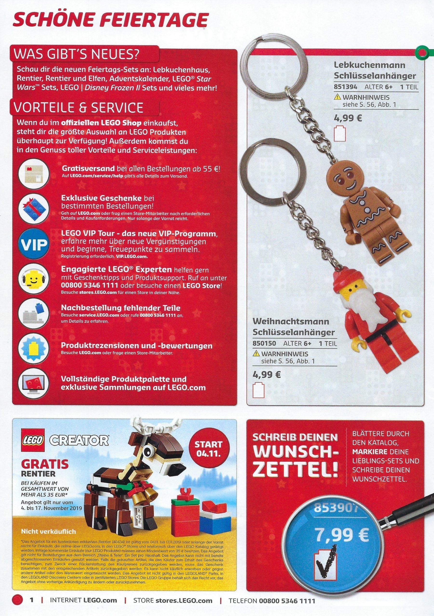 Lego Katalog Anfordern