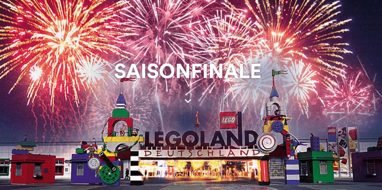 LEGOLAND Saisonfinale