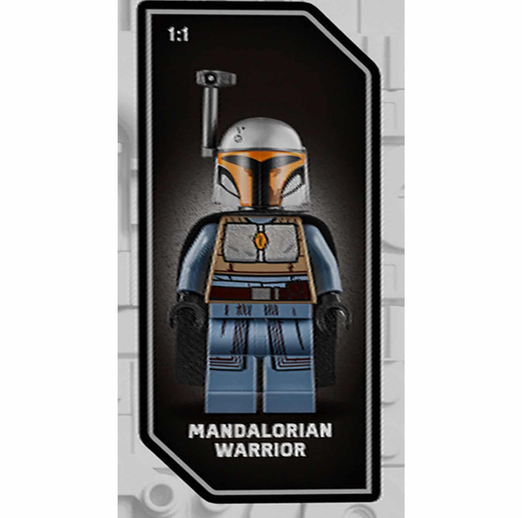 LEGO Star Wars 75267 Mandalorian Warrior